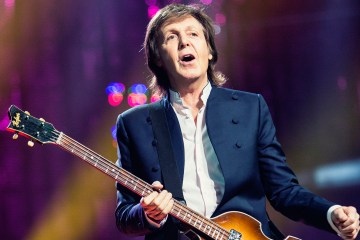 "Paul McCartney comparte su nuevo tema ""Get Enough"". Cusica Plus."