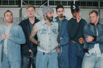 Chance The Rapper trabajará con los Backstreet Boys en el nuevo comercial de Doritos. Cusica Plus.