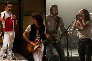 Bohemian Rhapsody y 'A Star Is Born' ganaron en los Premios Oscar 2019. Cusica Plus.