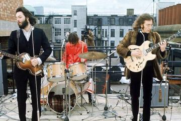 Se cumplen 50 años del último concierto de The Beatles. Cusica Plus.