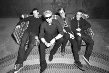 The Offspring termina la grabación de su nuevo disco. Cusica Plus.