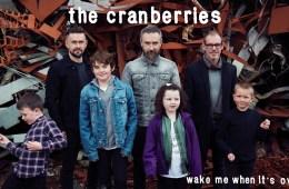 """The Cranberries comparte su nuevo tema """"Wake Me When It's Over"""". Cusica Plus."""