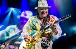 """Carlos Santana viaja a África en """"Los invisibles"""". Cusica Plus."""
