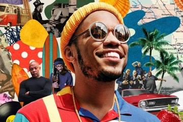 "Escucha ""Make It Better"" de Anderson .Paak junto a Smokey Robinson. Cusica Plus."