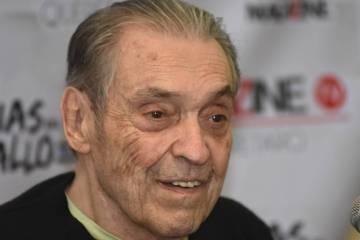 Fallece el cantautor argentino Alberto Cortez. Cusica Plus.