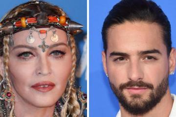 Madonna anuncia tema con Maluma para el miércoles. Cusica Plus.