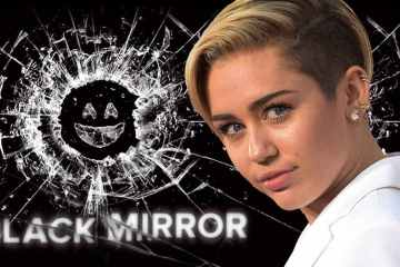 Miley Cyrus protagoniza el nuevo trailer de 'Black Mirror'. Cusica Plus