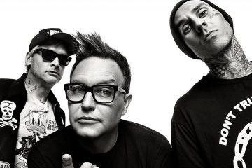 Hoy podría llegar nuevo tema de Blink-182. Cusica Plus.