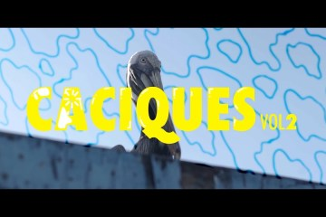 """El rapero venezolano RayOne regresa junto a Willie DeVille, Akapellah y Lou Fresco con el tema """"Caciques VOL. 2"""". Cusica Plus."""