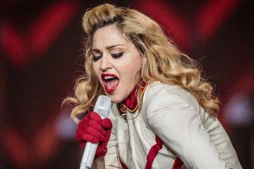 Madonna defiende su presentación en Israel ante críticas de Roger Waters. Cusica Plus.