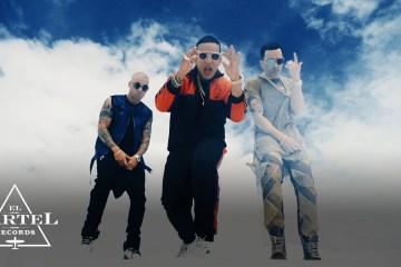 """Escucha """"Si Supieras"""" el nuevo tema de Daddy Yankee y Wisin y Yandel con video dirigido por Nuno Gómez. Cusica Plus."""