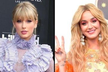 """Taylor Swift y Katy Perry se reconcilian en el nuevo video de """"You Need To Calm Down"""". Cusica Plus."""
