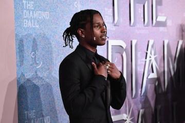 A$AP Rocky se declara inocente, tras juicio en su contra. Cusica Plus.