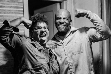 Brittany Howard de Alabama Shake, comparte videoclip donde participa Terry Crews. Cusica Plus.