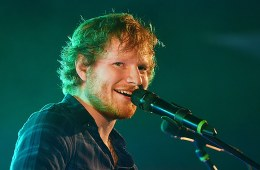 Ed Sheeran es el artista más escuchado en la plataforma de Spotify. Cusica Plus.