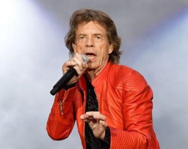 """The Rolling Stones cantó por primera vez en 50 años """"Mercy, Mercy"""". Cusica Plus."""