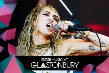 Disfruta aquí de las presentaciones de Billie Eilish, Miley Cyrus, The Killers, Lizzo y más en el Glastonbury 2019. Cusica Plus.