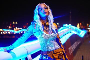 """New Look"" de Rita Ora, ya cuenta con videoclip. Cusica Plus."