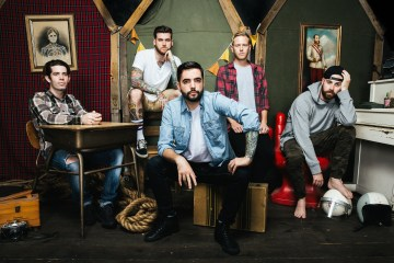 A Day To Remember regresa con su nuevo tema 'Degenerates'. Cusica Plus.