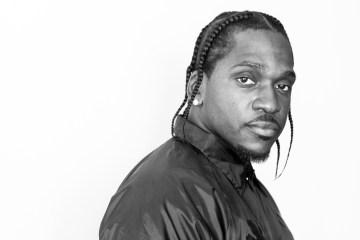 Pusha-T comparte su nuevo tema 'Socipath' producido por Kanye West. Cusica Plus.