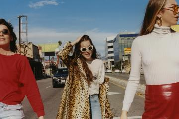 HAIM nos conquista con el nuevo video de 'Summer Girl' - Cúsica Plus