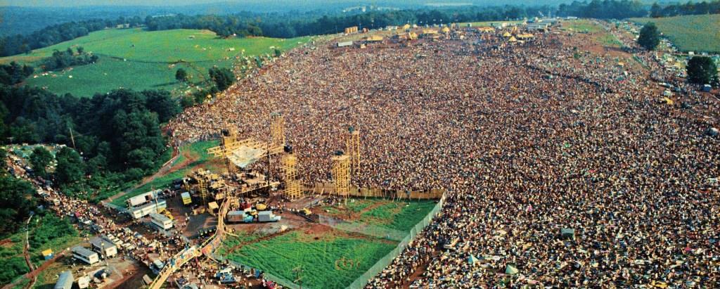 Documentos de Woodstock 50 indican lo que tenían planeado