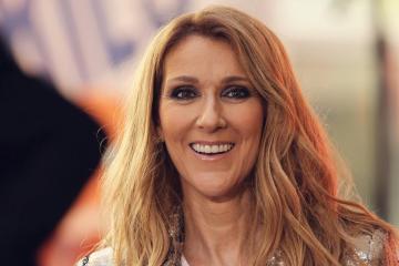 Céline Dion estrena su nuevo tema 'Lying Down'. Cusica Plus.