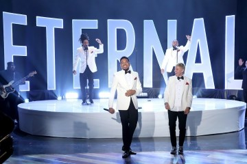 Chance The Rapper cantó en vivo 'Eternal' en el show de Ellen Degeneres. Cusica Plus.