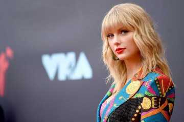 Taylor Swift bate su propio récords de ventas con el disco 'Lover'. Cusica Plus.