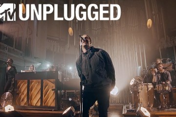 MTV Unplugged de Liam Gallagher, ya está disponible. Cusica Plus.