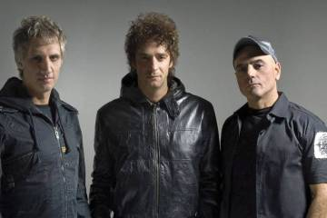Soda Stereo regresa con nueva gira - Cúsica Plus