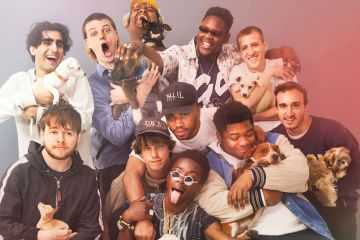 Brockhampton comparte trailer de su próxima docuserie. Cusica Plus.