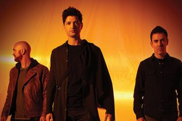 The Script estrena su nuevo disco 'Sunsets & Full Moons'. Cusica Plus.