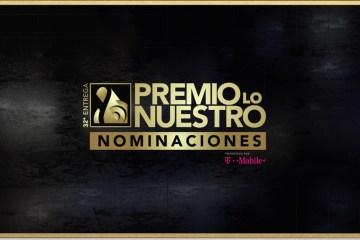 Conoce los nominados a los Premios lo Nuestro 2020. Cusica Plus.