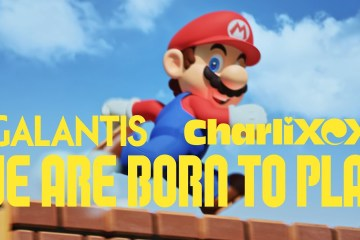Charli XCX y Galantis, realizan tema para 'Super Nintendo World'. Cusica Plus.