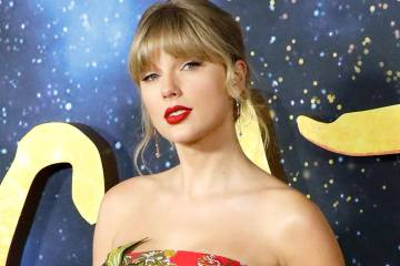 Nuevo tema político escrito por Taylor Swift, será estrenado en su documental. Cusica Plus.