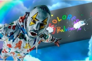 J Balvin anuncia fecha de su próximo disco 'Colores'. Cusica Plus.
