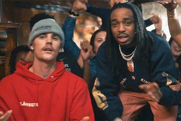 Justin Bieber y Quavo se unen en el nuevo sencillo 'Intentions'. Cusica Plus.
