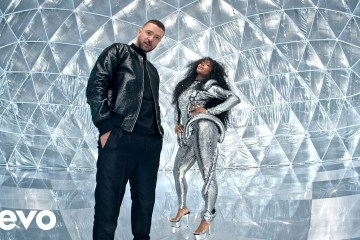 Escucha 'The Other Side', el nuevo tema de Justin Timberlake y SZA. Cusica Plus.