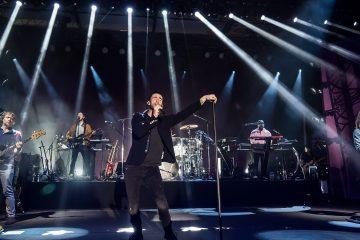 Maroon 5 rindió homenaje a Kobe Bryant con el tema 'Memories'. Cusica Plus.