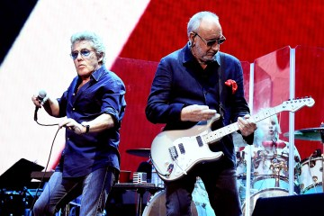 The Who estrenó dos nuevos temas en vivo en Londres. Cusica Plus.