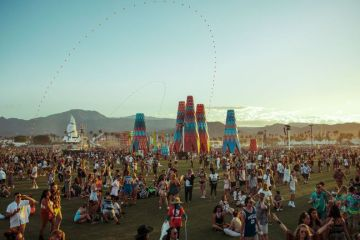 Festival Coachella es pospuesto para Octubre. Cusica Plus.