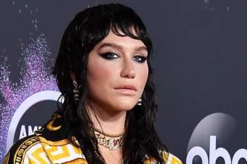 Kesha comparte un nuevo tema, sobre la vida de Nicolas Cage. Cusica Plus.