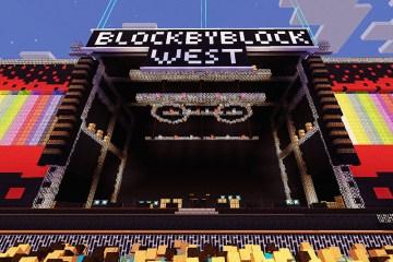 Festival musical en servidor de Minecraft, ha sido el más grande en la historia del videojuego. Cusica Plus.