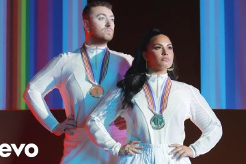 Demi Lovato y Sam Smith se unen en el tema 'I'm Ready'. Cusica Plus.