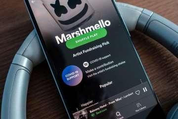 Spotify anuncia nueva recaudación de fondos para artistas. Cusica Plus.