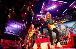 Iron Maiden pospone oficialmente todas sus presentaciones por el 2020. Cusica Plus.
