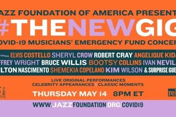 Concierto de 'Jazz Foundation Of America' puede disfrutarse en YouTube. Cusica Plus.