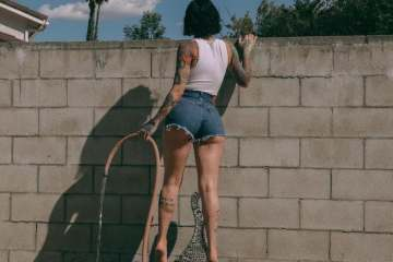 Kehlani llega con su nuevo disco 'It Was Good Until It Wasn't'. Cusica Plus.