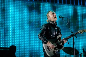 Radiohead comparte concierto en vivo del Festival Bonnaroo 2006. Cusica Plus.
